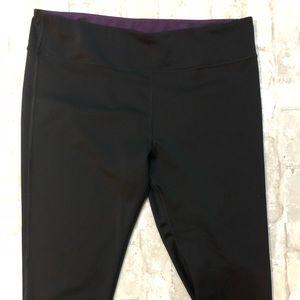 Zella - reversible capri leggings